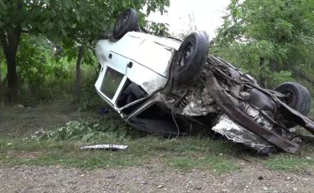 Copil de 14 ani mort într-un accident provocat de un minor, în Botoșani