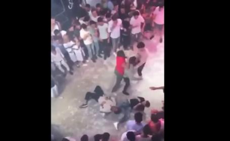 Turist mort după o bătaie într-un club din Costa Brava. VIDEO