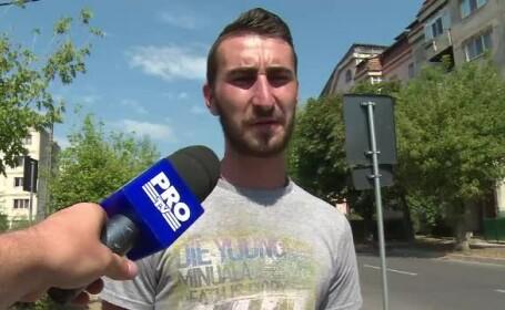 """Jaf de 7 lei în Târgoviște. Localnic: """"E un prejudiciu INFIRM"""""""