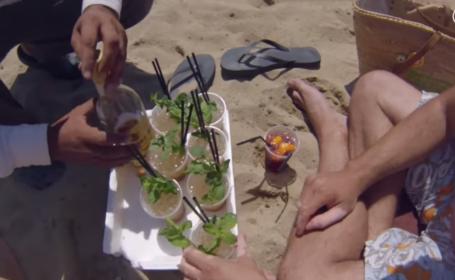 Descoperire îngrijorătoare în băuturile vândute pe plajele din Barcelona