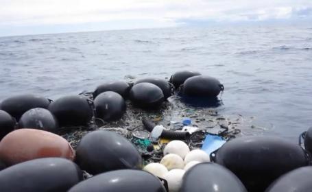 """""""Groapa de gunoi"""" din Pacific descoperită de americani. Explicația pentru fenomenul bizar"""