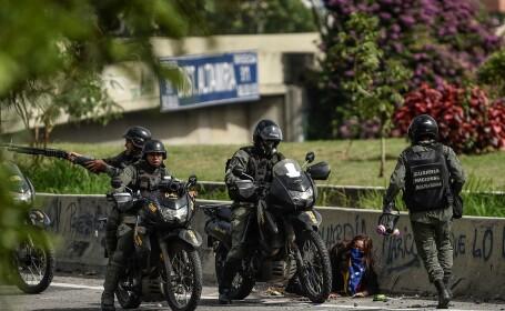 Revoltă într-o închisoare din Venezuela: 37 de morți