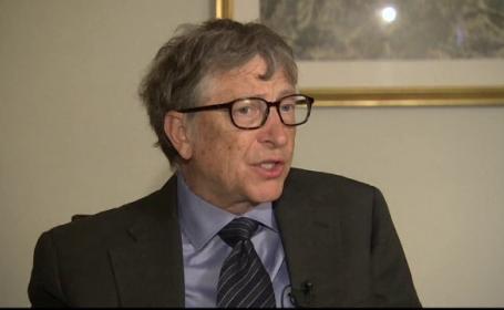 Bill Gates a donat 4,6 miliarde de dolari