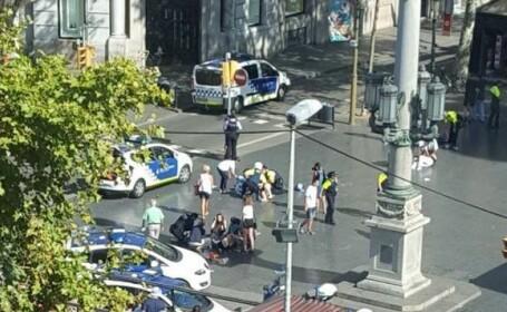 MAE: Un român a fost rănit în atentatul din Barcelona