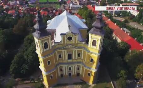 Oradea, un oraș lăudat de turiști. \