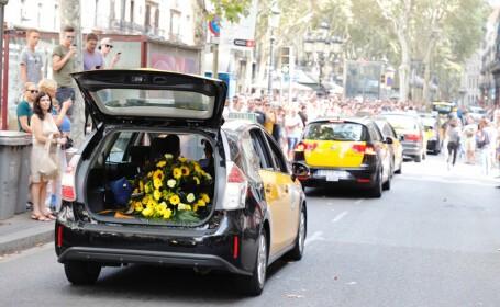 Taximetriștii din Barcelona, eroi după masacrul de pe Rambla. Cum au ajutat răniții