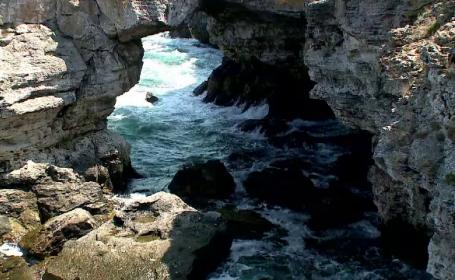 """Coasta stâncoasă a Bulgariei, comparată cu Grecia sau Amalfi: """"Este spectaculos"""""""