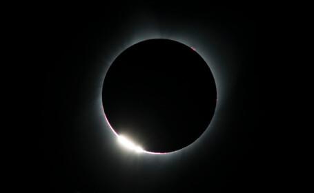 SUA: Eclipsă totală de soare