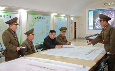 Muntele de la poligonul Punggye-ri riscă să se prăbușească după testul bombei cu hidrogen