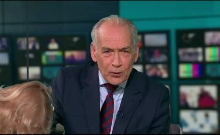Incident amuzant la ITV. Cine a venit lângă prezentator, care era LIVE