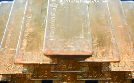 Rezerva de aur - AFP/Getty