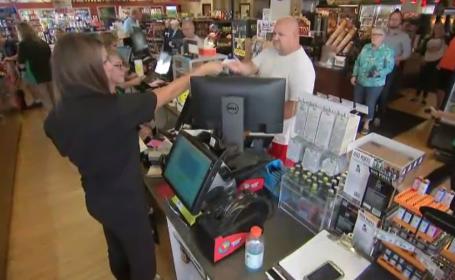 Un american a câștigat 760 de milioane de dolari la Loterie