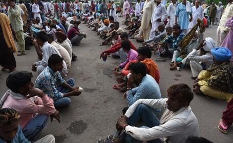 Cel puțin 12 persoane au fost ucise, în urma unor proteste în India