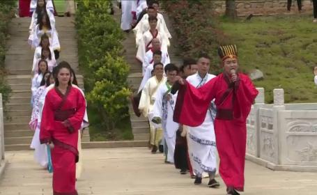 Ziua Îndrăgostiților în China. Ce se întâmplă cu cei care se căsătoresc în această zi