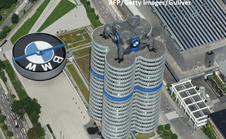 Sediu BMW - Getty/AFP