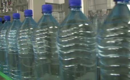 Sticlele de apă ar putea fi timbrate, la fel ca alcoolul și țigările