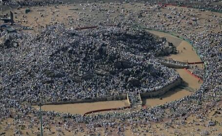 Muntele Arafat pelerinaj musulmani - 7