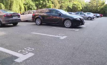 """Primarul Negoiță vrea să scoată la licitație locurile de parcare în sectorul 3. """"Se scuipă vecinii între ei"""""""