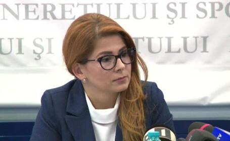 Preşedintele Institutului Sportiv Român solicită demisia ministrului Ioana Bran
