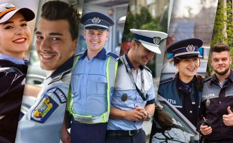 Poliţia Română a scos la concurs 290 de posturi pentru civili. În ce domenii vor lucra