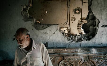 La 2 ani de la alungarea ISIS, orașul natal al dictatorului Gaddafi este încă o ruină