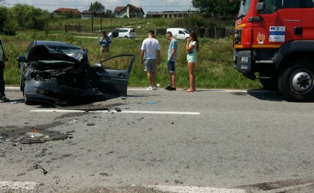 accident Gorj