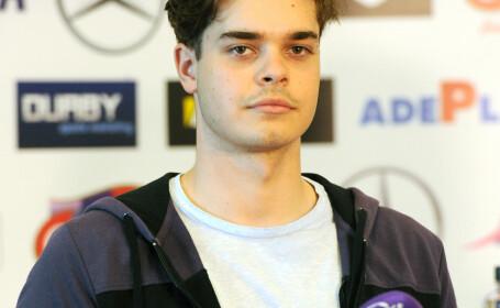 Robert Glinţă, medalie de argint la 50 m spate, la Campionatele Europene de Natație
