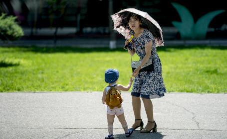 """Autoritățile nord-coreene, în alertă, din cauza temperaturilor ridicate: """"Dezastru fără precedent"""""""