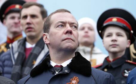 Dmitriti Medvedev