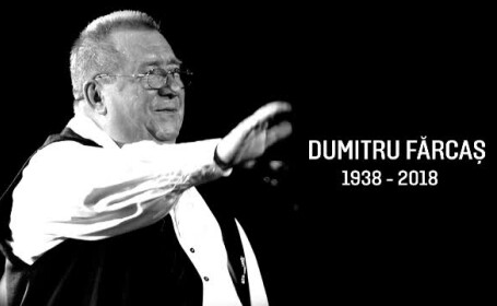 Unde va fi înmormântat maestrul Dumitru Fărcaș. Emil Boc: \