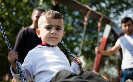 copii imigranti romani