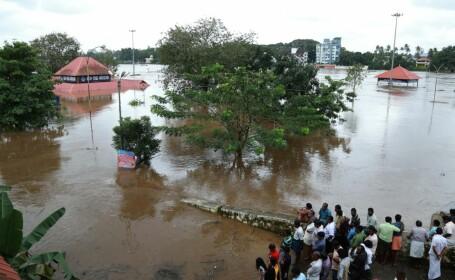 Inundatii Kerala