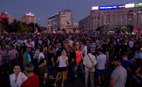 Protestul din 10 august. Procurorii militari au înregistrat 763 de plângeri împotriva jandarmilor