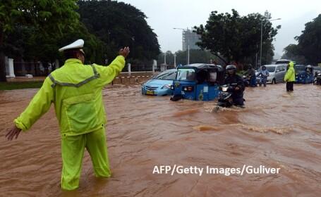 Inundatii Jakarta - Getty Images