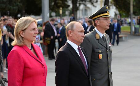 Kneissl, Putin