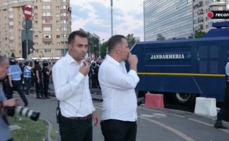 Laurenţiu Cazan, coordonatorul acțiunilor din 10 august, nu va mai fi șef la Prahova