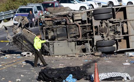 accident de autobuz Ecuador