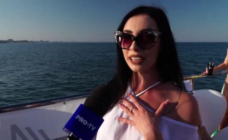 """Cât dau tinerii pentru o noapte pe un club plutitor pe litoral: """"N-am mai întâlnit o astfel de petrecere în România\"""