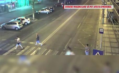 Bărbat din Galați, lovit de o mașină pe trecere. Șoferul a fugit de la fața locului
