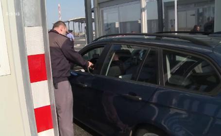 Ce a pățit un albanez care a încercat să dea mită polițiștilor, ca să intre în țară