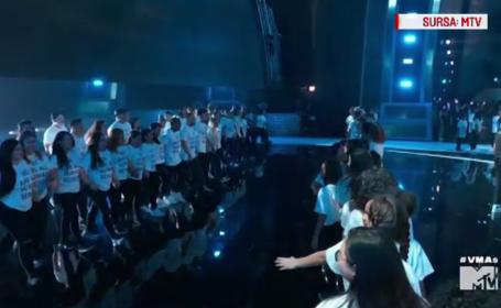 Gala MTV Video Music 2018, marcată de mesaje politice împotriva măsurilor lui Donald Trump