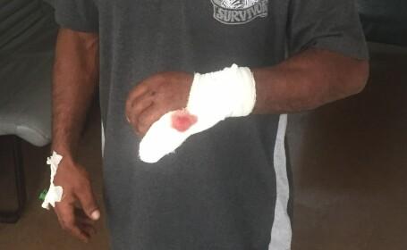 Bărbat atacat de urs, în Harghita. Cum a reuşit să scape