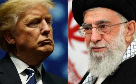 Donald Trump, Ali Khamenei, SUA, Iran,