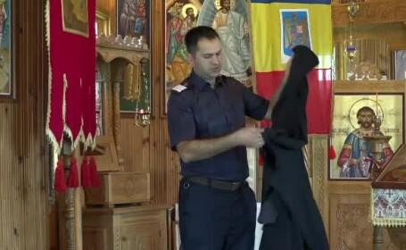 Calin Moldovan, preot