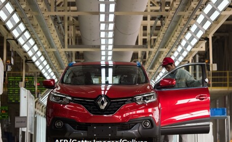 Renault Kadjar - AFP/Getty