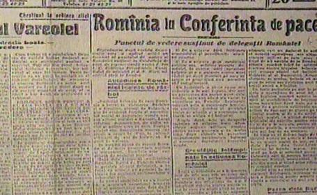 100 de ani de România - 1919