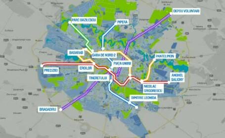 harta proiecte metrou