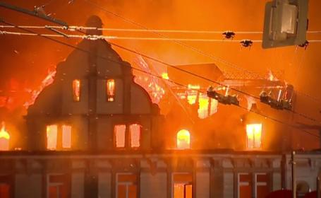 Incendiu Zurich