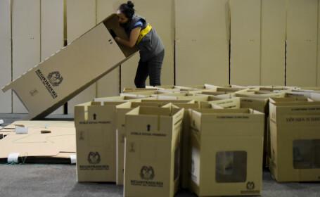 pregatiri pentru vot Columbia