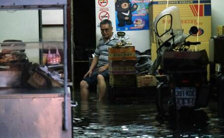 Inundatii Taiwan